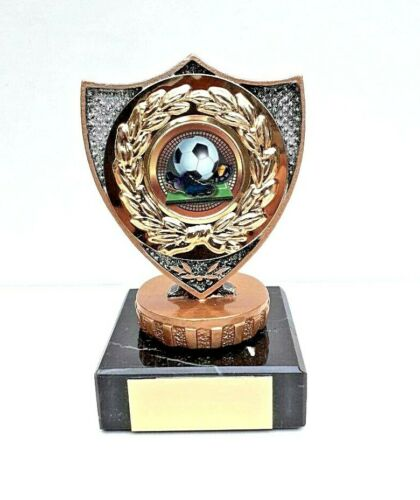 4 Sizes Award Marble Base Gold Cycling Trophy FREE Engraving