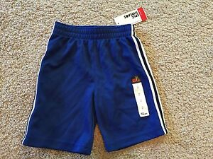 4T New Epic Threads Little Boys Toddler Mesh Shorts Blue 3T Size 2T