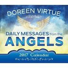 Daily Messages From The Angels 2017 Calendar by Doreen Virtue PhD UXX C17