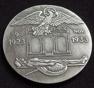 WW2-GERMAN-COIN-1933-HITLER-PUTCH-MUNICH-1923