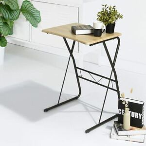 kleiner tisch pc etui notebook laptop schreibtisch platzsparend lage arbeit ebay. Black Bedroom Furniture Sets. Home Design Ideas