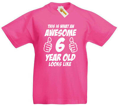 loltops This is What an Awesome 2 Year Old Looks Like Boys T-Shirt