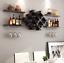 Estante-del-Vino-estantes-de-soportes-para-botellas-bar-Accesorios-Mdf-De-Metal-Rustico-Estilo
