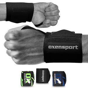 Wrist Wraps 30 cm Handgelenkbandagen Bandage Stütze Gelenkbandage Top Qualität
