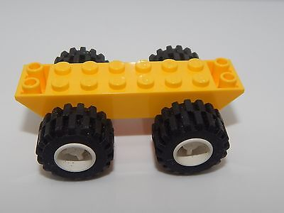 * New Lego City Car Truck Base Chassis Steering Wheels Seats Tires Parts Sets