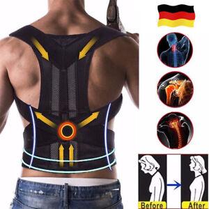 Rückenbandage Rückenhalter Bucklig Haltungskorrektur Geradehalter Stabilisator