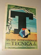 SALONE TECNICA MECCANICA AGRICOLA=ANNI '50=PUBBLICITA=ADVERTISING=WERBUNG=290