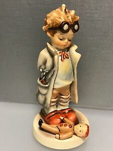 Hummel-Figurine-127-Doll-Doctor-5-1-8in-1-Choice-Top-Condition