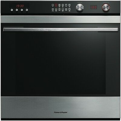 NEW Fisher & Paykel OB60SL11DCPX1 60cm Pyrolytic Oven
