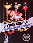 Donkey Kong Jr. (Nintendo Entertainment System, 1983) - Japanese Version