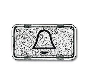 BUSCH-JAEGER Symbol Klingel 2622KI-101 2 Stück