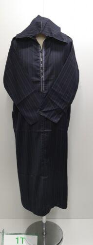 Jubba très doux en lin Taille 52 Haute Qualité Hommes Marocaine à capuche Thobe//jalabiyah