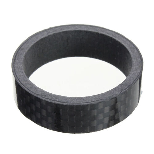 1 Set Carbon Fiber Stem Washer Spacer Bicycle Bike Headset Fork 3//5//10//15//20mm