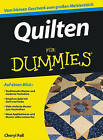 Quilten Fur Dummies by Cheryl Fall (Paperback, 2010)