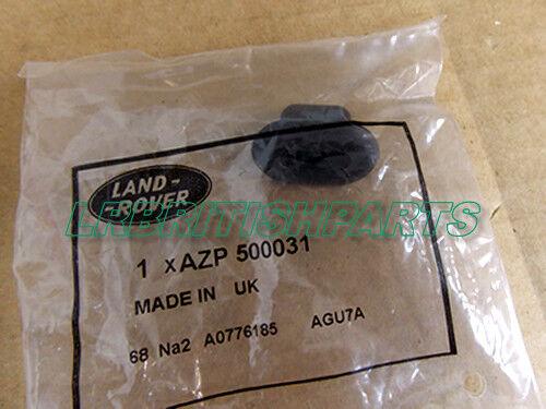LAND ROVER CLIP GRILLE FRONT BUMPER RANGE R SPORT 05/'-09/' SET OEM NEW AZP500031