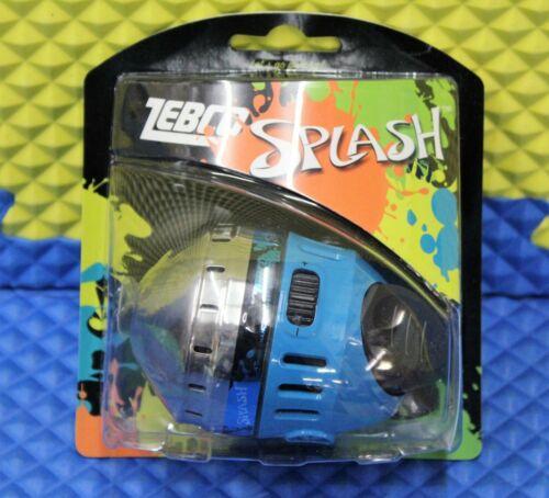 Zebco Splash Spincast Reel Pre-spooled 10LB 100YD ZS4593 CHOOSE YOUR COLOR!