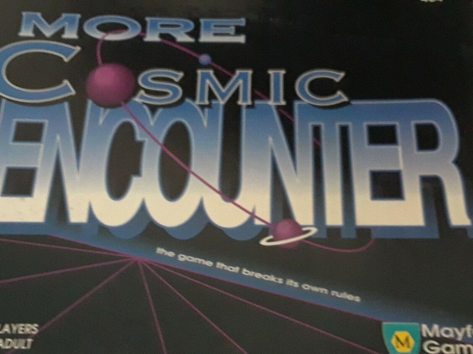 Mayfair Cosmic Encounter plus Cosmic Encounter Box New
