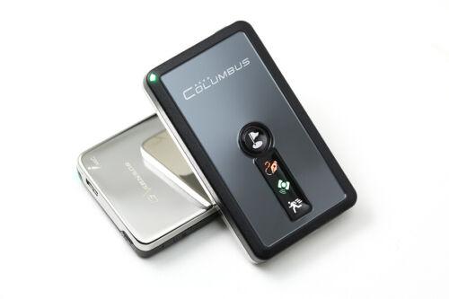 Columbus v-990 GPS-Datalogger MTK 3339 destinataires carte mémoire
