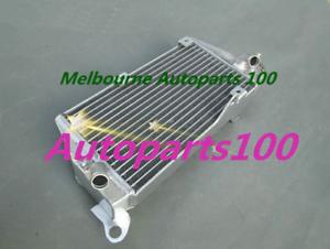 Aluminum KÜHLER WASSERKÜHLER Radiator for Kawasaki KLR650 KLR 650 1987-2007