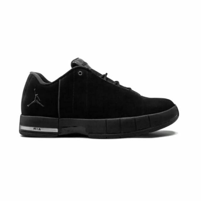 Size 9 - Jordan Team Elite 2 Low Triple Black