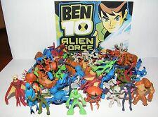 Ben 10 Alien Force Figure Set of 50 Alien Toys Party Favors