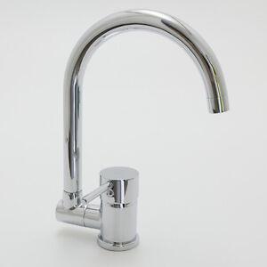 Boga-UF-Unterfenster-Armatur-Auslauf-umklappbar-Wasserhahn-Einhandmischer