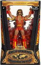 WWE WWF MATTEL definizione momenti ULTIMATE WARRIOR ACTION FIGURE NUOVO INSCATOLATO!