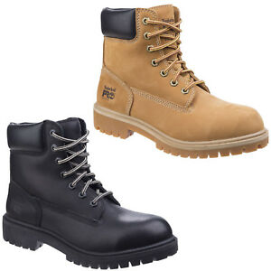 Image is loading Timberland-Pro-Direct-Attach-Safety-Boots-Leather-Steel- 5995ad22e9