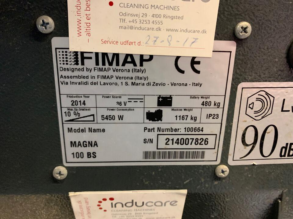 Fimap MAGNA 100 BS