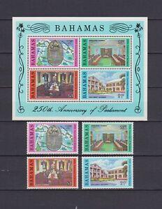 S16778-Bahamas-MNH-New-1979-Parliament-4v-S-S