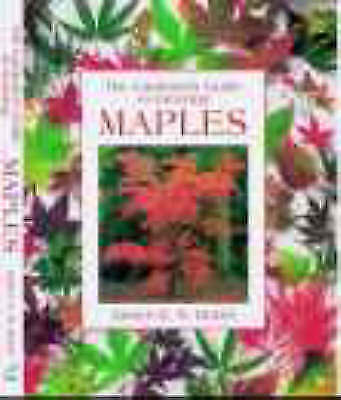 1 of 1 - The Gardener's Guide to Growing Maples, Good Condition Book, James G.S. Harris,