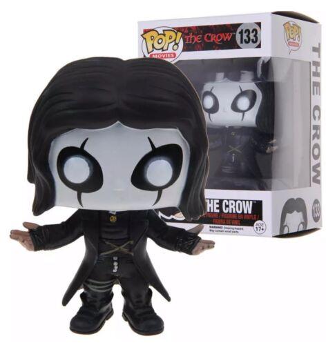 Funko-Pop films Horreur Vinyl Figurine The Crow Eric Draven #133 WB