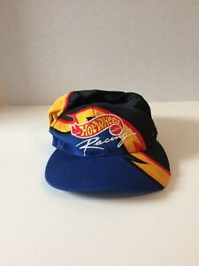 901ded5c1b2 Nascar Hot Wheels Mattel Racing Kyle Petty 44 Embroidered Strapback ...