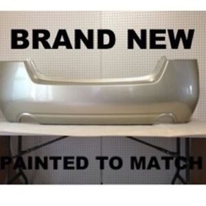 Fits 2007 2008 2009 Nissan Altima Sedan Front Bumper COVER PAINTED