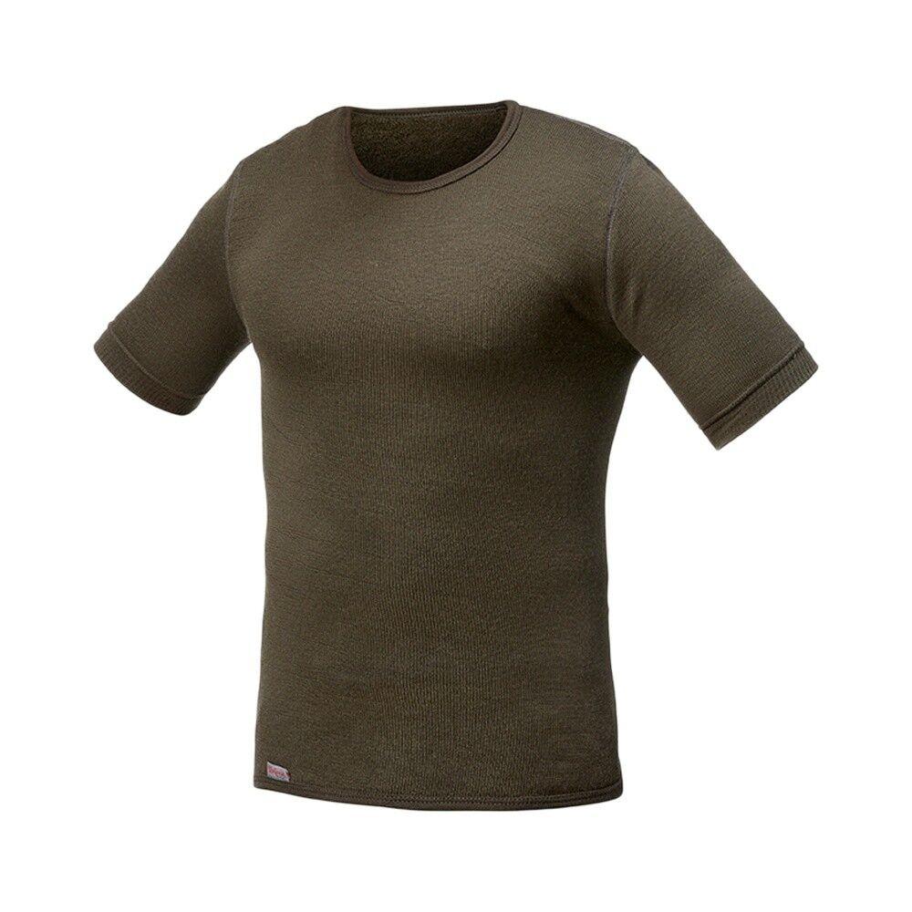 Woolpower T-Shirt 200 pine Grün