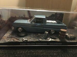 Ford-falcon-ranchero-James-bond-007-Goldfinger-1-43-Fabbri-diorama-N-76
