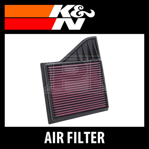 K and N Original Performance Part K/&N High Flow Replacement Air Filter 33-2431