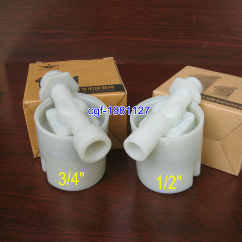 """1//2/"""" 3//4/"""" Floating Ball Valve,Automatic Water Level Control Valve For Water Tank"""