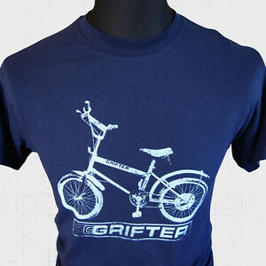 Grifter-Bike-New-T-Shirt-BMX-Retro-Cool-Vintage-Classic-Raleigh-Chopper