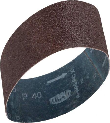 10 TYROLIT Korund-Schleifband Schleifbänder Maße /& Körnung wählbar Bandschleifer