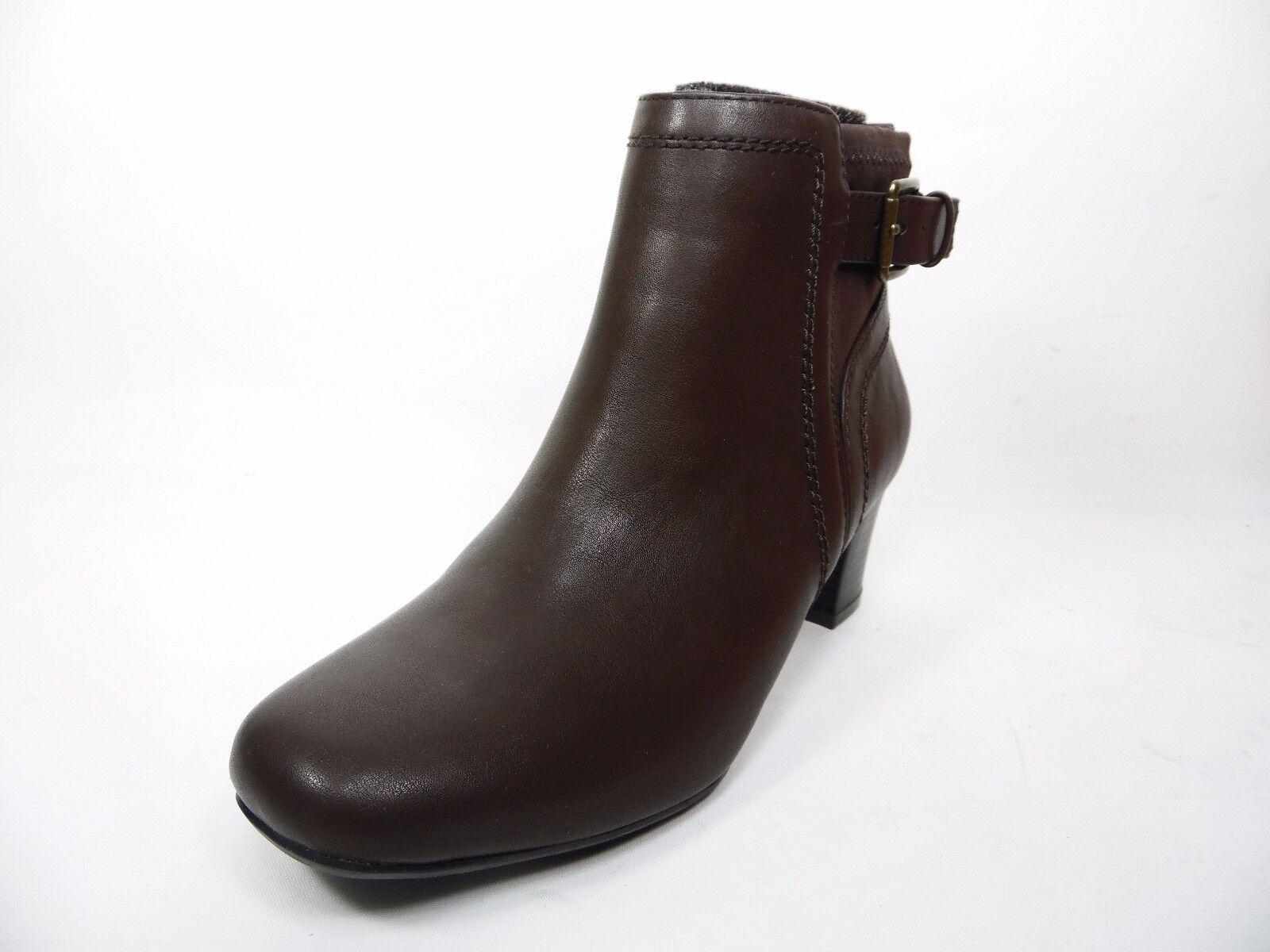 East 5th  Rico Heeled Ankle Stiefel braun Größe 6M