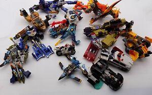 Giant Hasbro Transformers Figure Lot