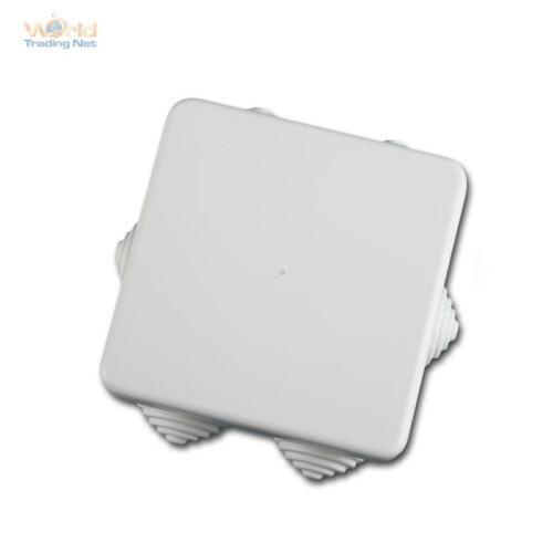 IP44 Abzweigdose Verbindungsdose 10009592 400V~//16A fontana Abzweigkasten weiß