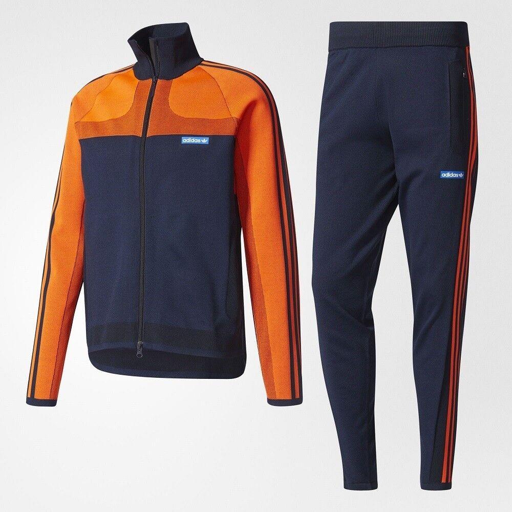 $299.99 Adidas Hommes Tricot Survêtement Orange Bold Orange Legend Encre