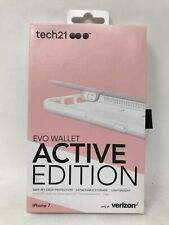 OEM tech21 EVO Wallet Active Edition Pink Case for iPhone 8/iphone 7