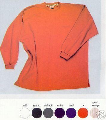 Sweatshirt Sweat-Shirt XXXXXXXXL 8XL  Übergrößen
