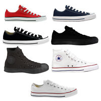 Converse Chucks All Star Low Hi High Neu Größen+ Farben wählbar Chuck Taylor Ox