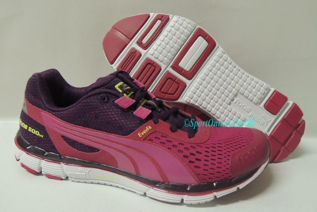 NEU Puma Faas 500 v3 Women Gr 42 Laufschuhe Running Schuhe Sportschuhe 187065-07