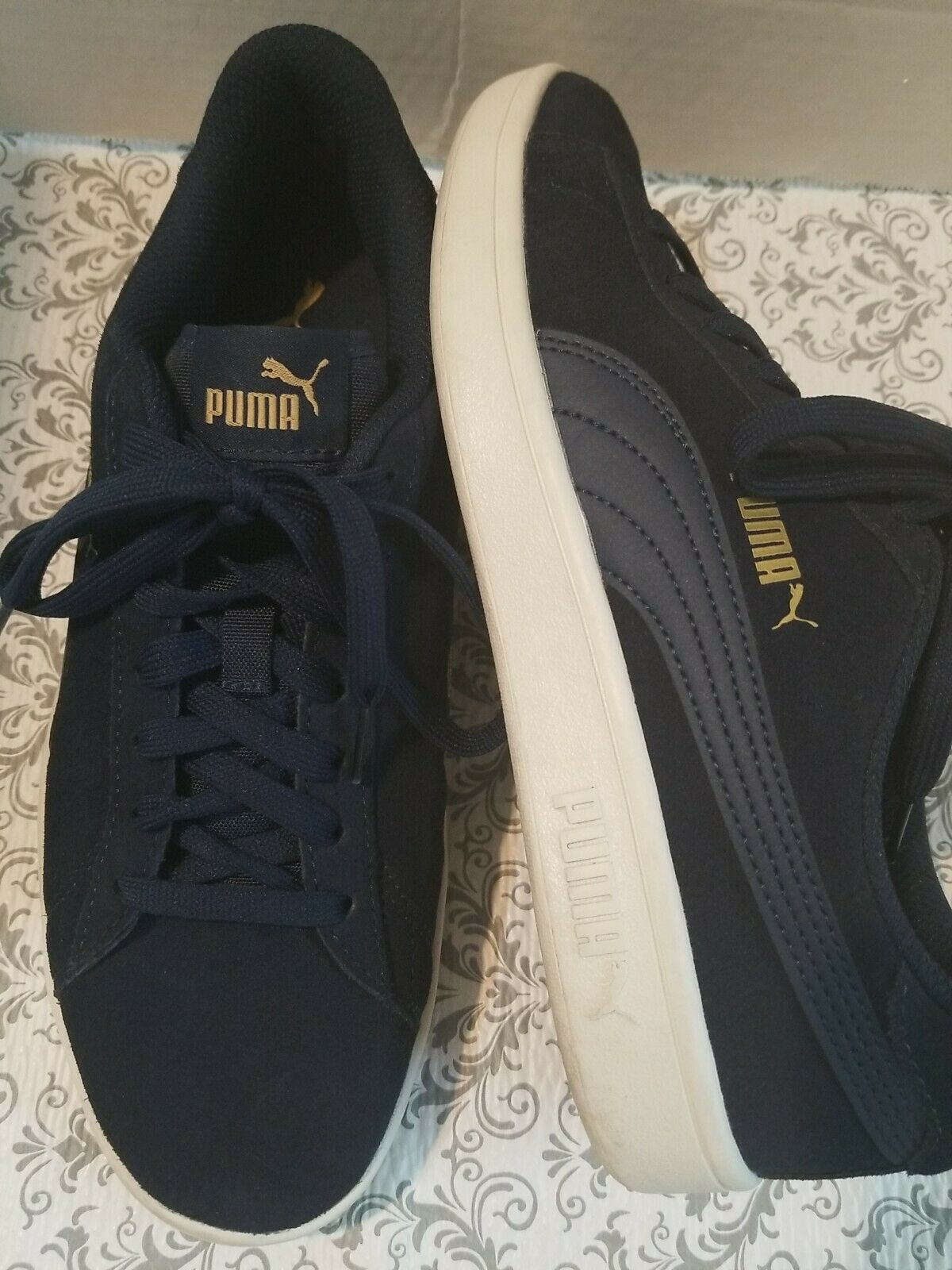 Puma Soft Foam Optimal Confort Smash V2 Men's Sneaker… - Gem