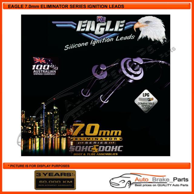 Eagle 7mm Eliminator leads for Mercedes Benz 350SE SL SLC W116 R107 - E7817